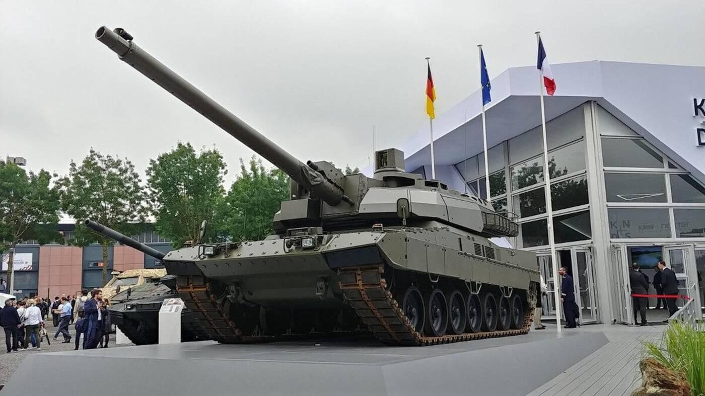 Czołg godny Europy, Eurotank, czołg Eurotank