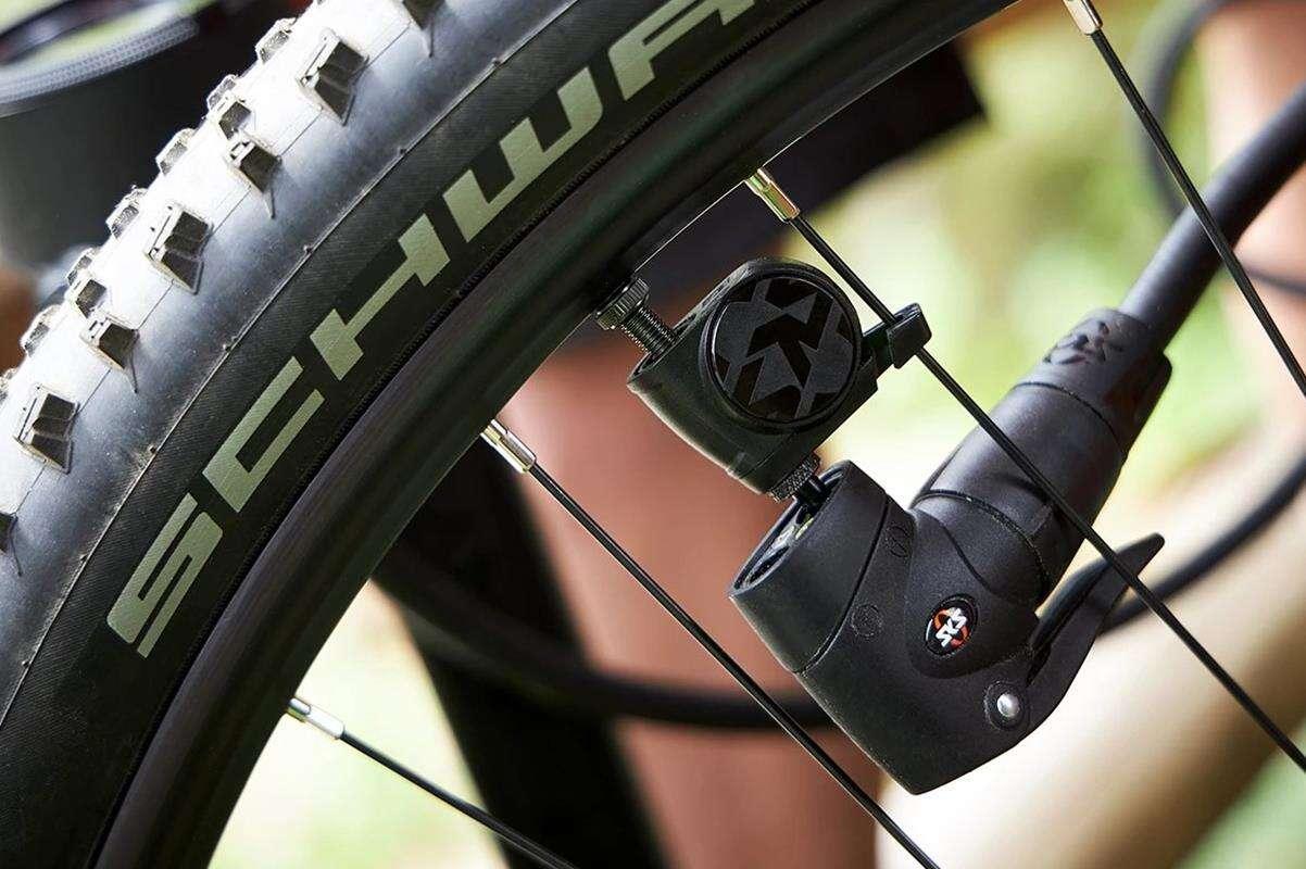 Czujnik ciśnienia w oponach rowerowych Airspy, Czujnik ciśnienia w oponach rowerowych, Airspy
