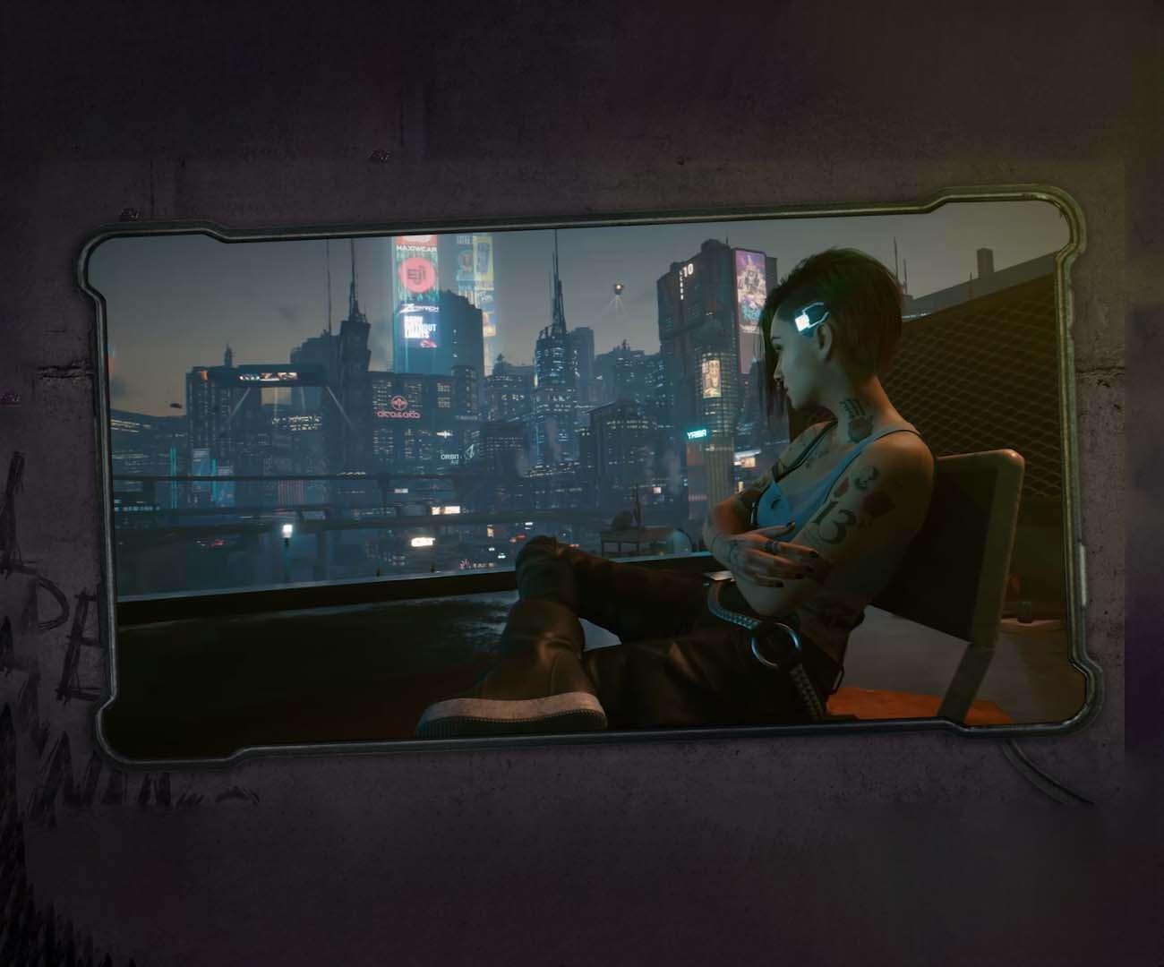 Darmowe DLC do Cyberpunk 2077 opóźnione