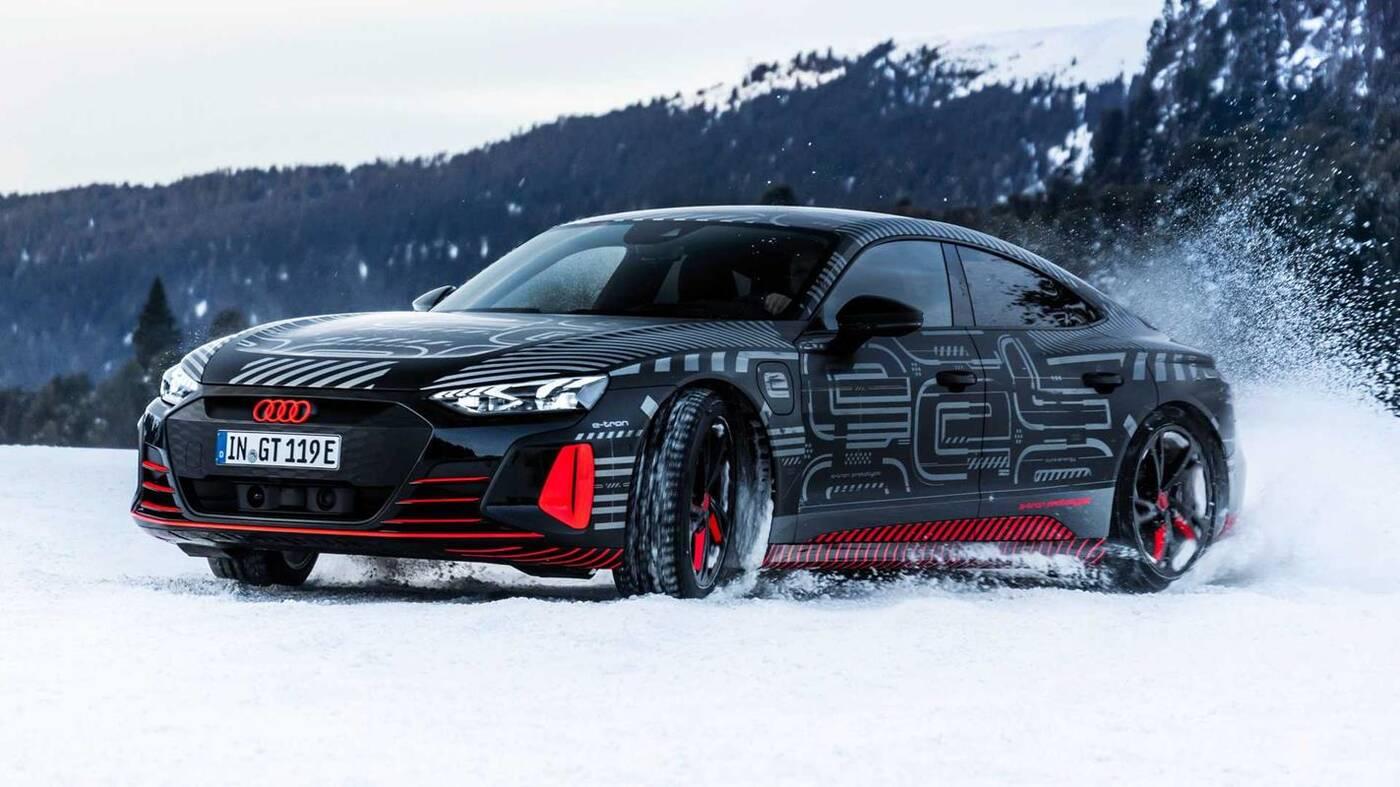 Data premiery Audi E-Tron GT. Elektryczne Gran Turismo nadchodzi