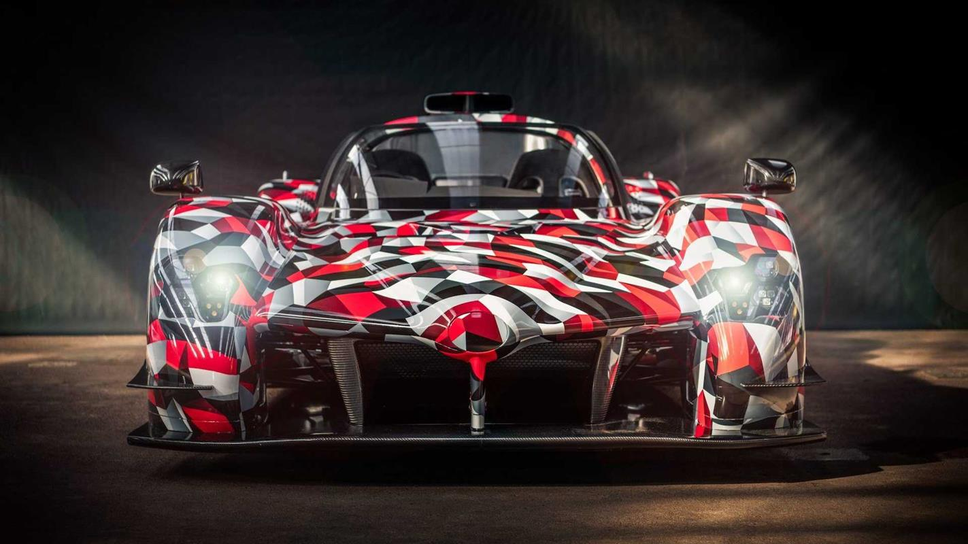 Data premiery hipersamochodu Toyoty na Le Mans, hipersamochod Toyoty na Le Mans, Toyota na Le Mans