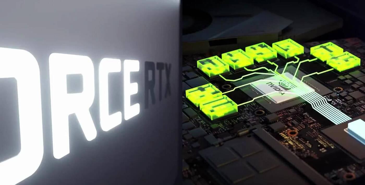 Data premiery mobilnych GeForce RTX 3000 ujawniona przez NVIDIA