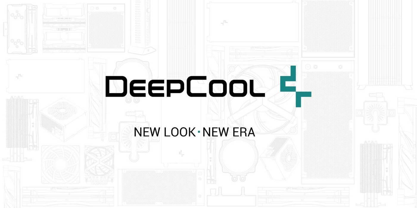 DeepCool zmienił wizerunek, nowy wizerunek DeepCool, wizerunek DeepCool