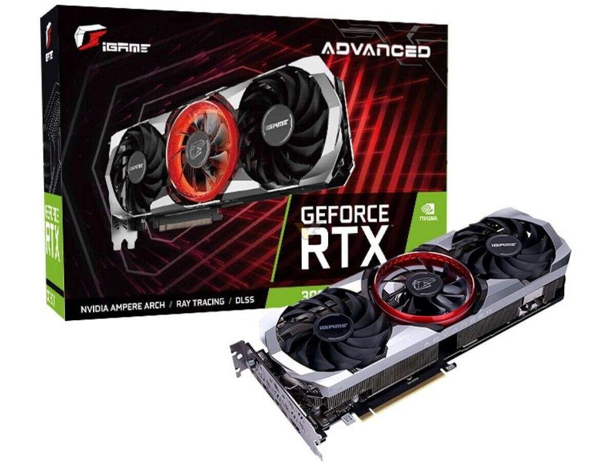 karty Colorful RTX 3060 Ti, nowe karty Colorful RTX 3060 Ti, nowości Colorful RTX 3060 Ti, iGame GeForce RTX 3060 Ti Ultra White OC, iGame GeForce RTX 3060 Ti Advanced OC