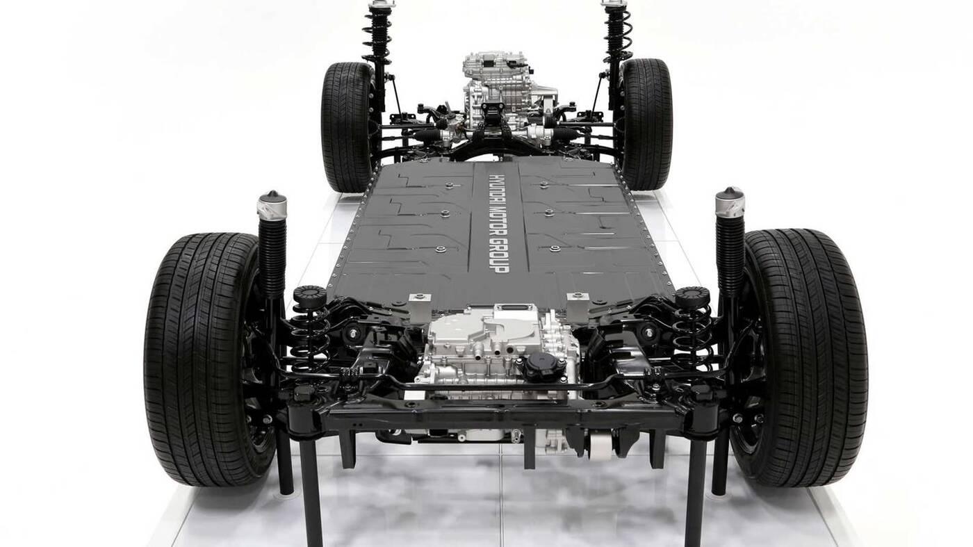 Elektryczny model Kia i Genesis potwierdzony na 2021 rok