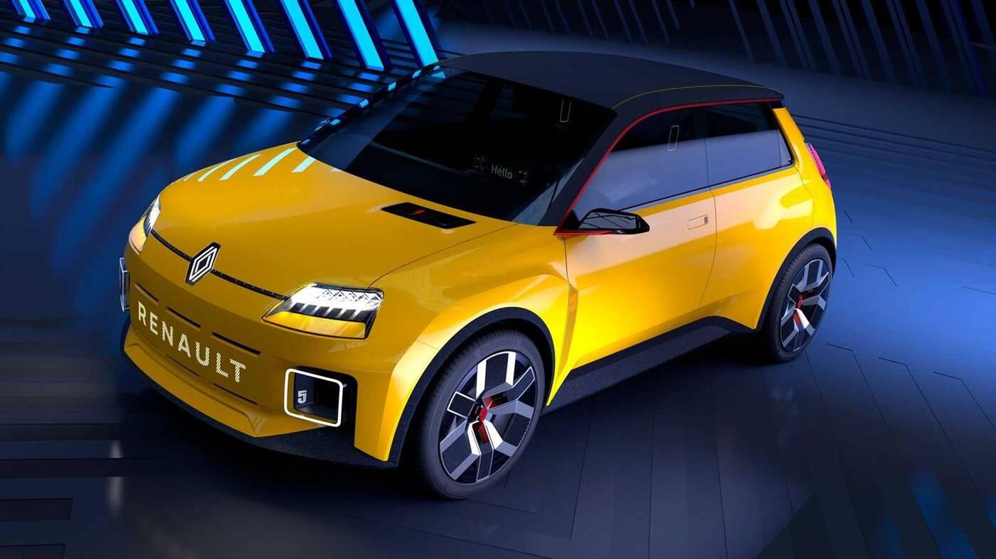 Elektryczny Renault 5 ujawniony. Klasyk powrócił w nowym wydaniu!