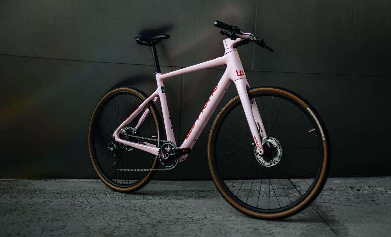Elektryczny rower LeMond Prolog waży zadziwiająco mało
