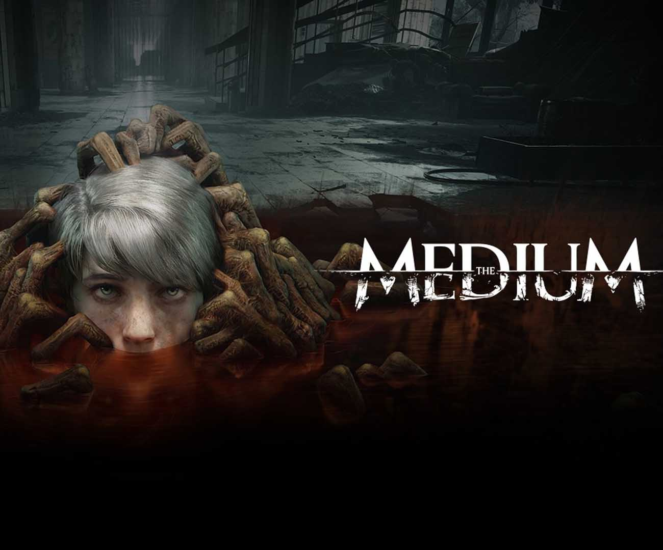 Gameplay The Medium zdecydowanie udowadnia klasę Bloober Team