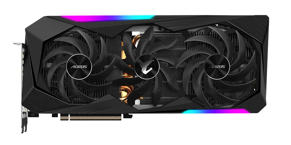 specyfikacja Gigabyte Radeon RX 6900 XT AORUS MASTER 1
