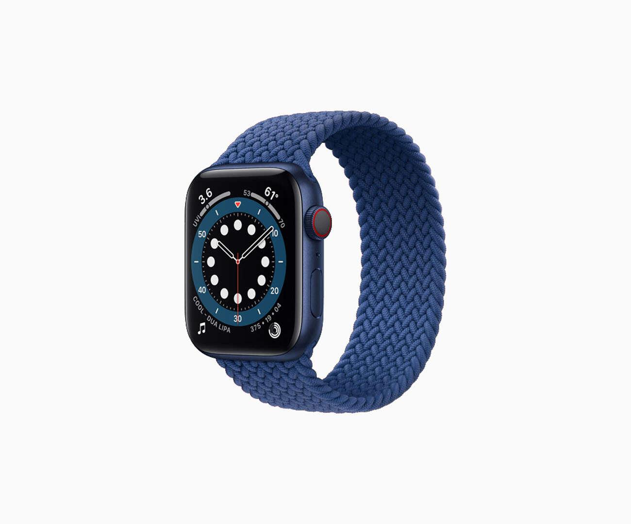 glukometr apple watch