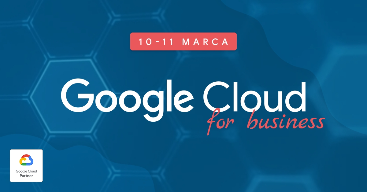 Google Cloud for Business – poznaj tajemnice Google