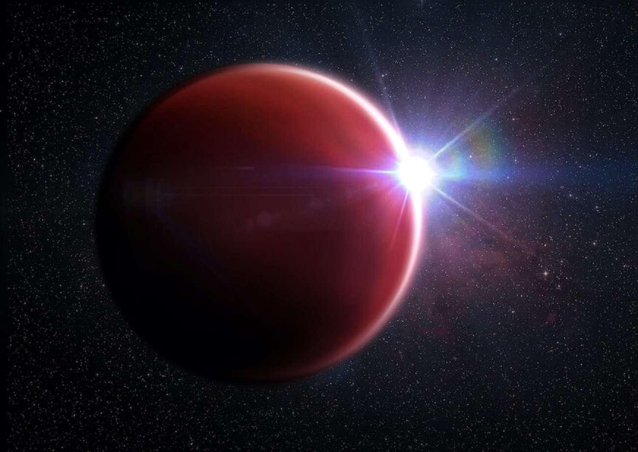 Jowisz bez chmur. To pierwsza tego typu egzoplaneta