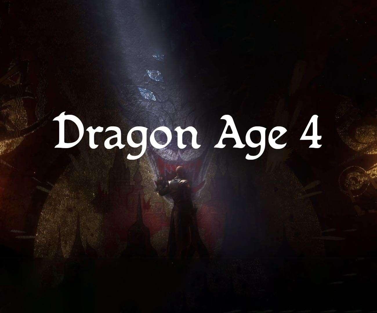 Grafika koncepcyjna Dragon Age 4 udowadnia, że pomysł na grę jest