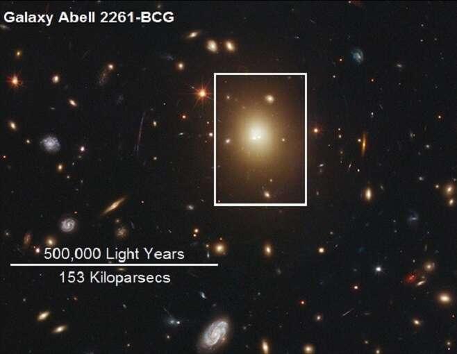 Ogromna czarna dziura ucieka naukowcom, a oni nie wiedzą, w jaki sposób