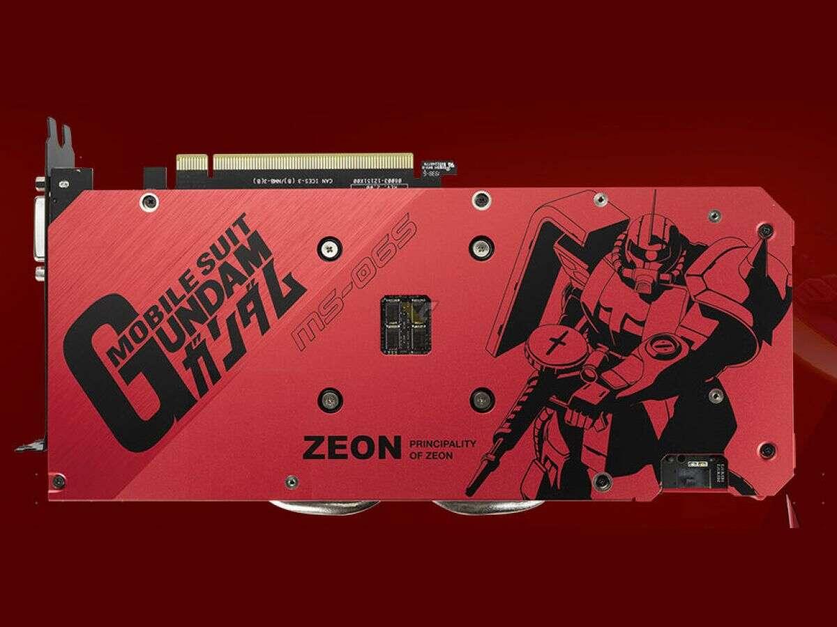 asus GTX 1660 SUPER ZAKU II, specyfikacja GTX 1660 SUPER ZAKU II