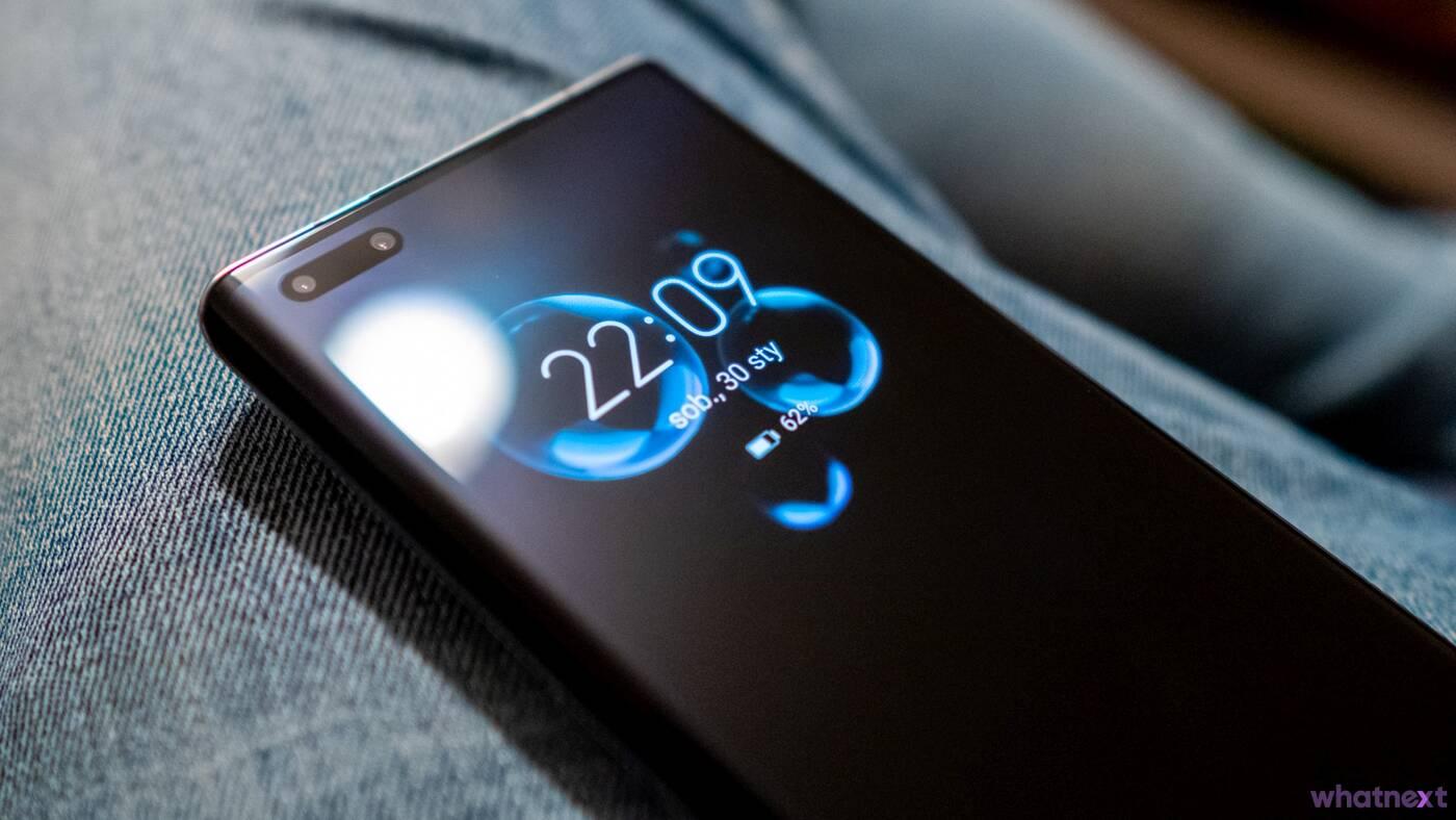 Huawei Mate 40 Pro test recenzja