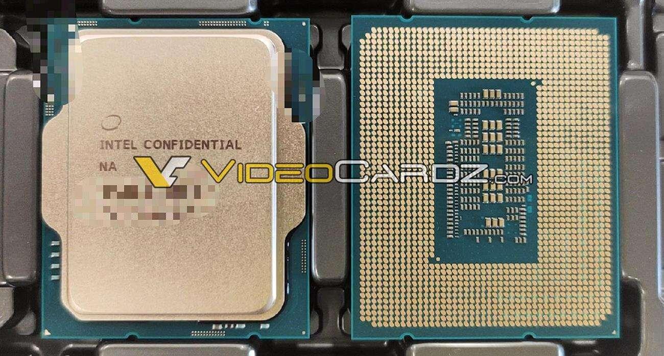 Procesor Intel Alder Lake-S  zauważony z pamięcią DDR5