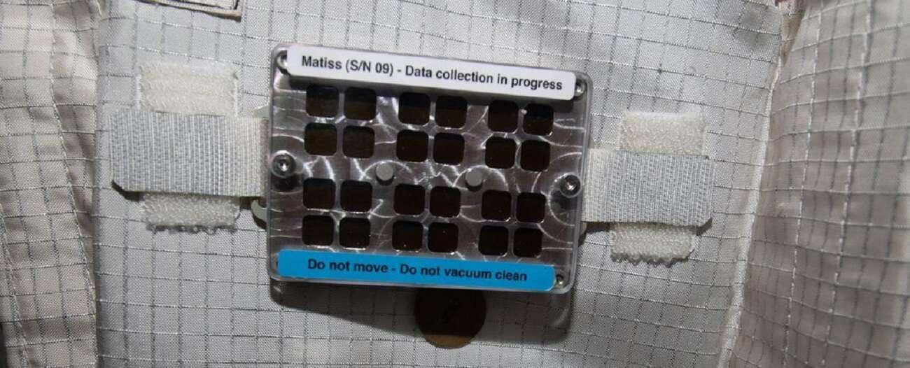 Jeden obszar ISS nie podlega czyszczeniu. Nie zgadniecie, dlaczego