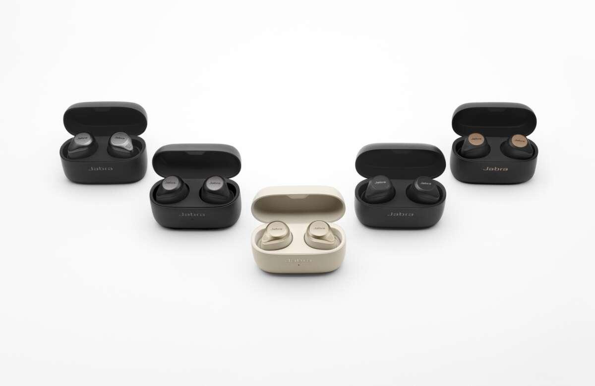 Jabra Elite 85T – firma koloruje słuchawki