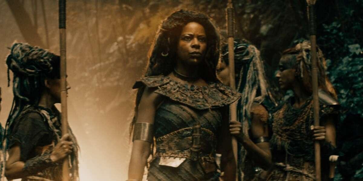 Jodie Turner-Smith z główną rolą w prequelu Wiedźmina. Ale jak to… ciemnoskóra elfka?!