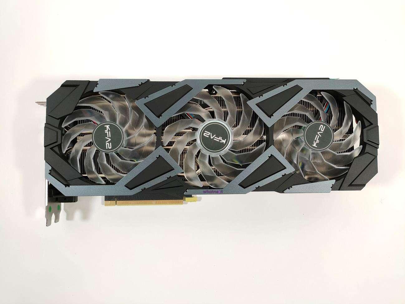 test KFA2 GeForce RTX 3070 EX Gamer (1-Click OC), recenzja KFA2 GeForce RTX 3070 EX Gamer (1-Click OC), opinia KFA2 GeForce RTX 3070 EX Gamer (1-Click OC)