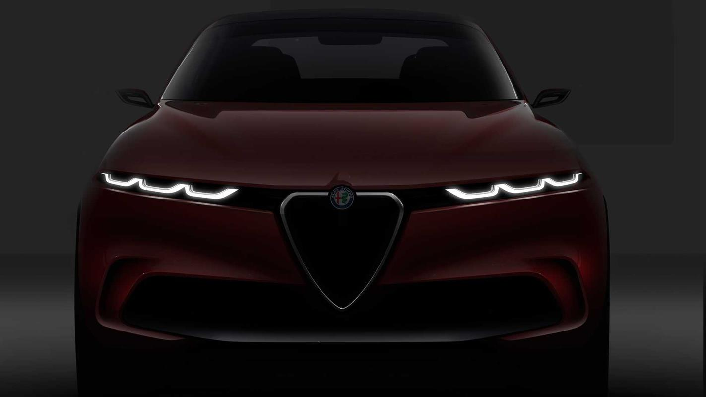 Kiedy zobaczymy Alfa Romeo Tonale w produkcyjnej wersji?