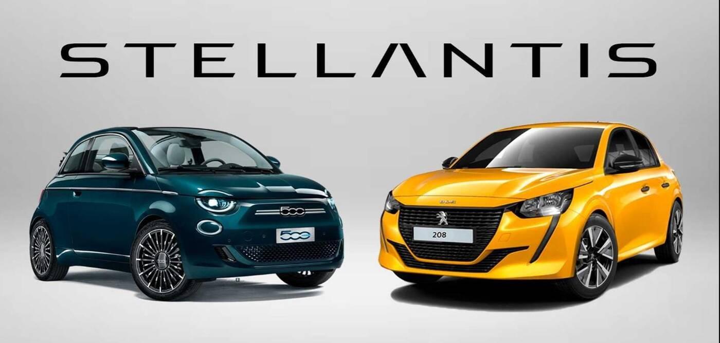 Koncern Stellantis powstał jako czwarty największy producent samochodów