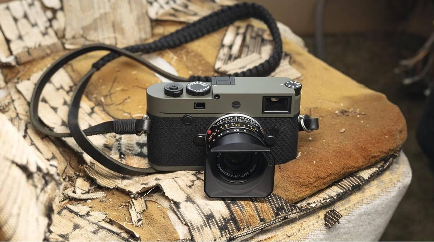 Limitowany aparat Leica M10-P Reporter, Limitowany aparat Leica, M10-P Reporter