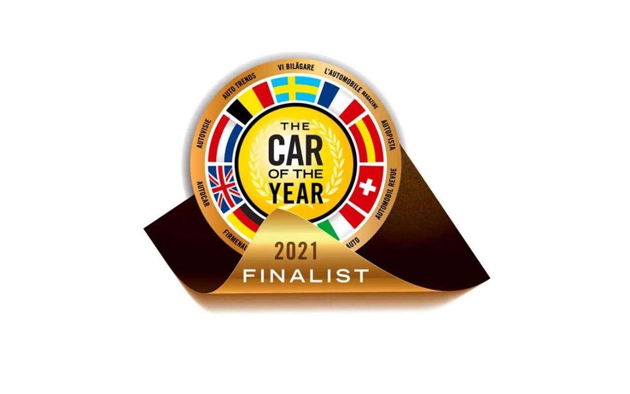 Finaliści Europejskiego Samochodu Roku 2021, lista finalistów konkursu europejskiego Samochodu Roku 2021, lista europejskiego Samochodu Roku 2021