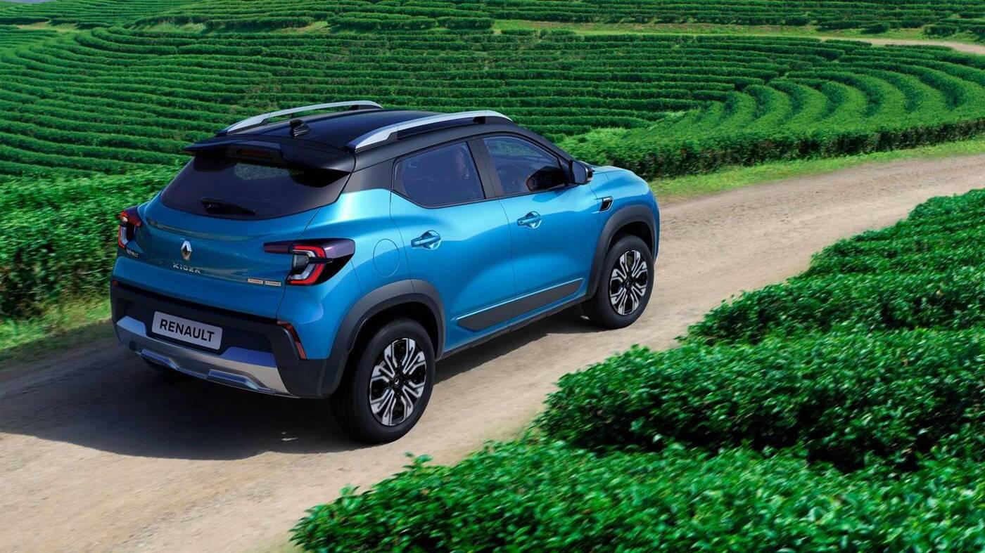 Mały, ale masywny crossover. Oto Renault Kiger 2021 dla mas