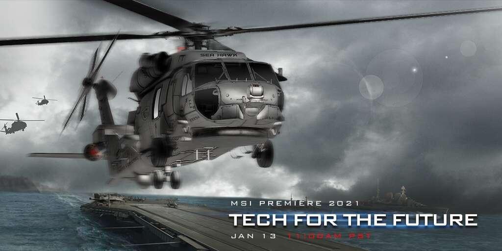MSI RTX 3000 Sea Hawk