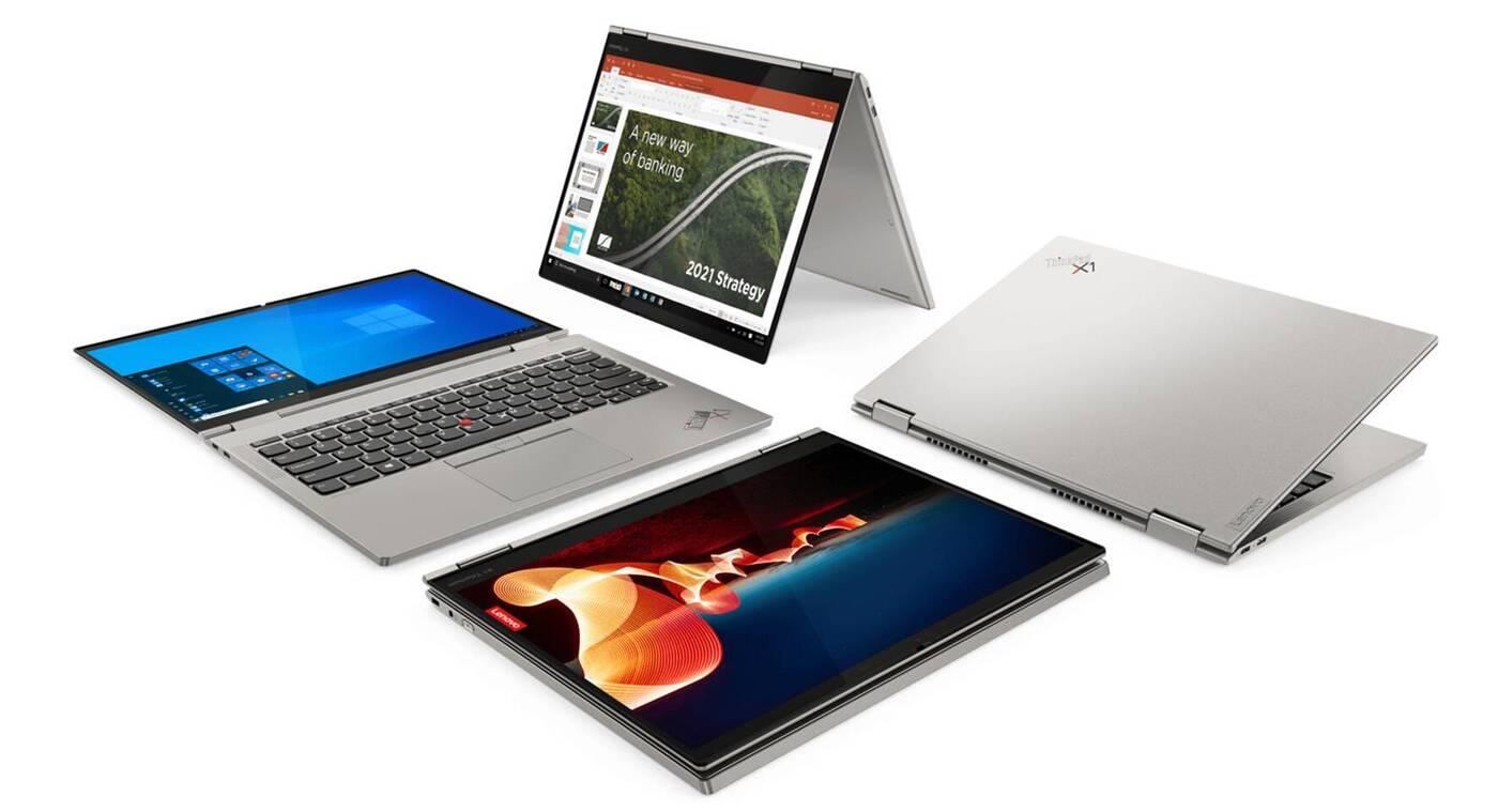 Najcieńszy ThinkPad Lenovo, X1 Titanium Yoga, Najcieńszy ThinkPad