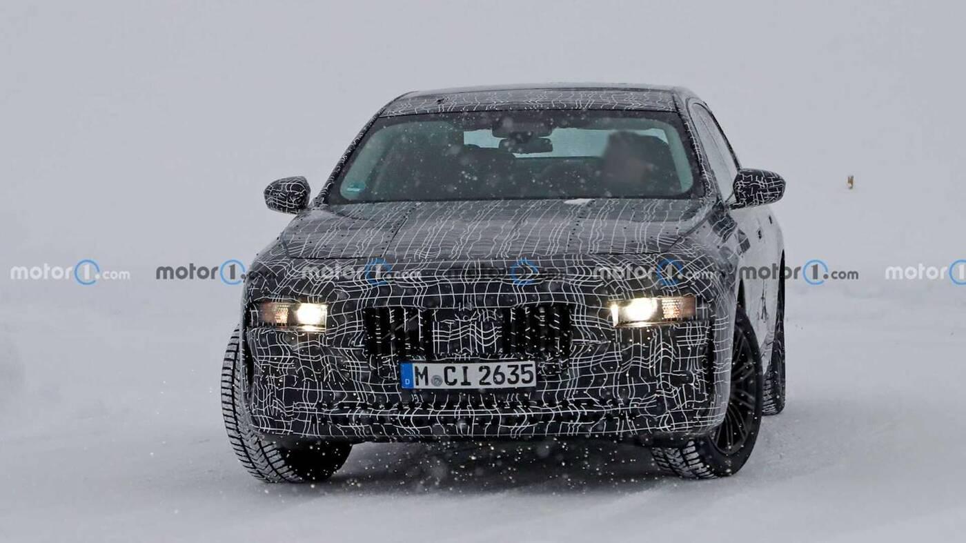 Nowe BMW Serii 7 zaskoczą funkcjami i wyglądem?