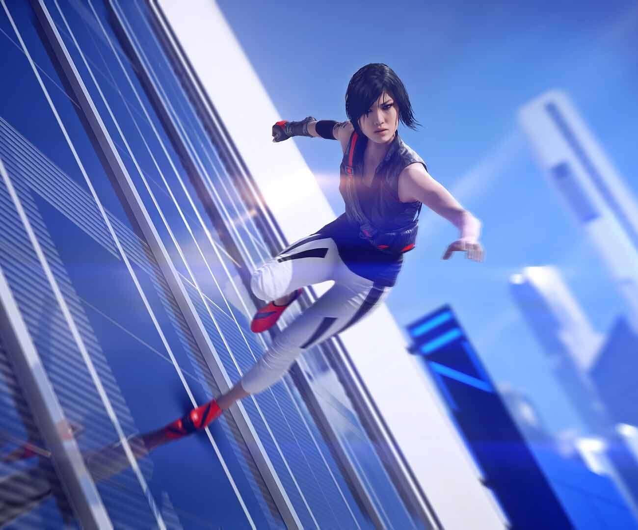 Nowe Mirror's Edge na Xbox Series X ekskluzywnie? DICE coś kombinuje