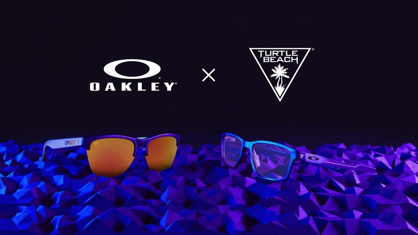 Nowe okulary gamingowe od Turtle Beach i Oakley