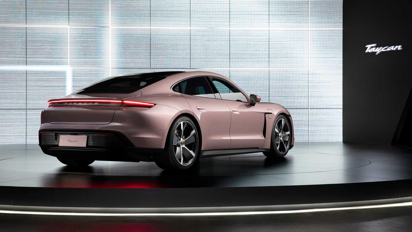 Nowy wariant Porsche Taycan nadchodzi. Pytanie tylko jaki?