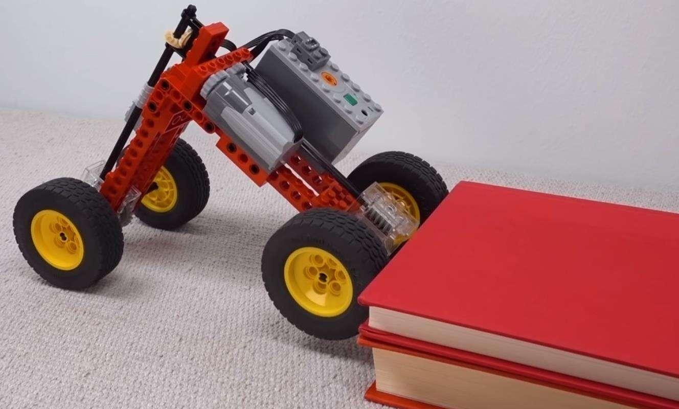pokaz inżynierii z LEGO, inżynieria LEGO, pokaz LEGO
