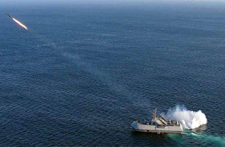 Odkryto nowy okręt wojenny Iranu, nowy okręt wojenny Iranu,