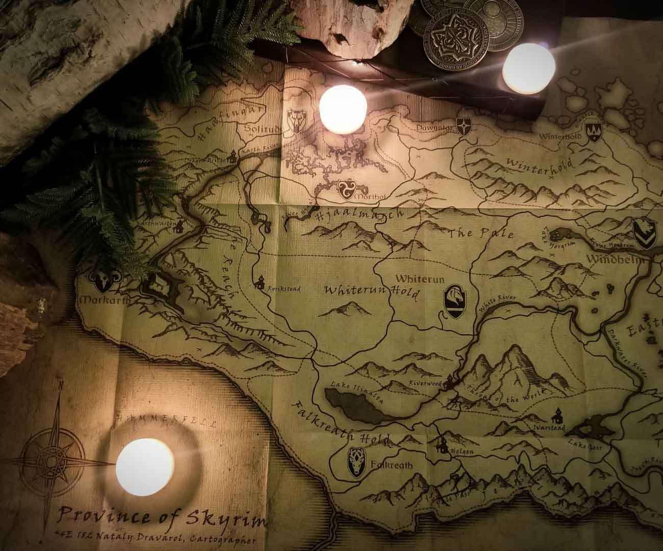 Oficjalna poszlaka The Elder Scrolls 6! Bethesda wskazuje miejsce gry?
