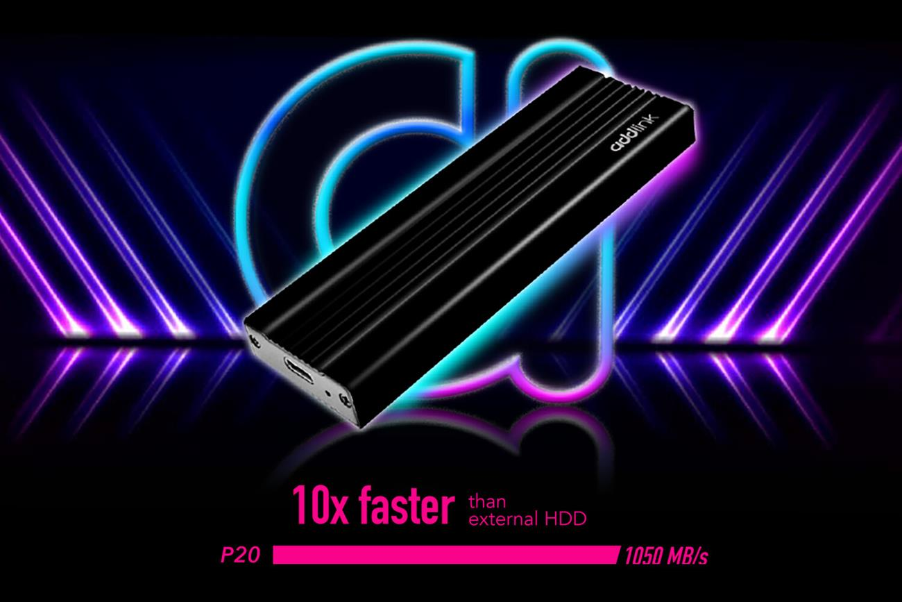 addlink P20 Portable SSD