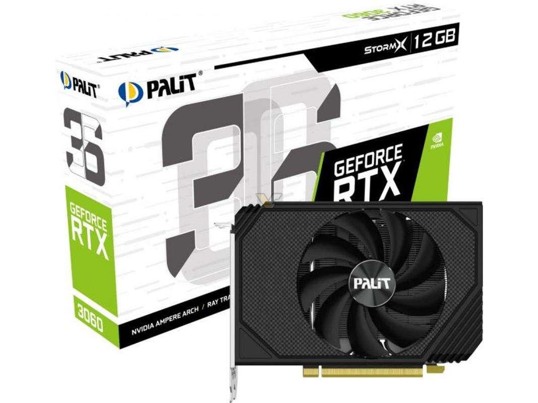 Pierwsze karty GeForce RTX 3060 Mini-ITX