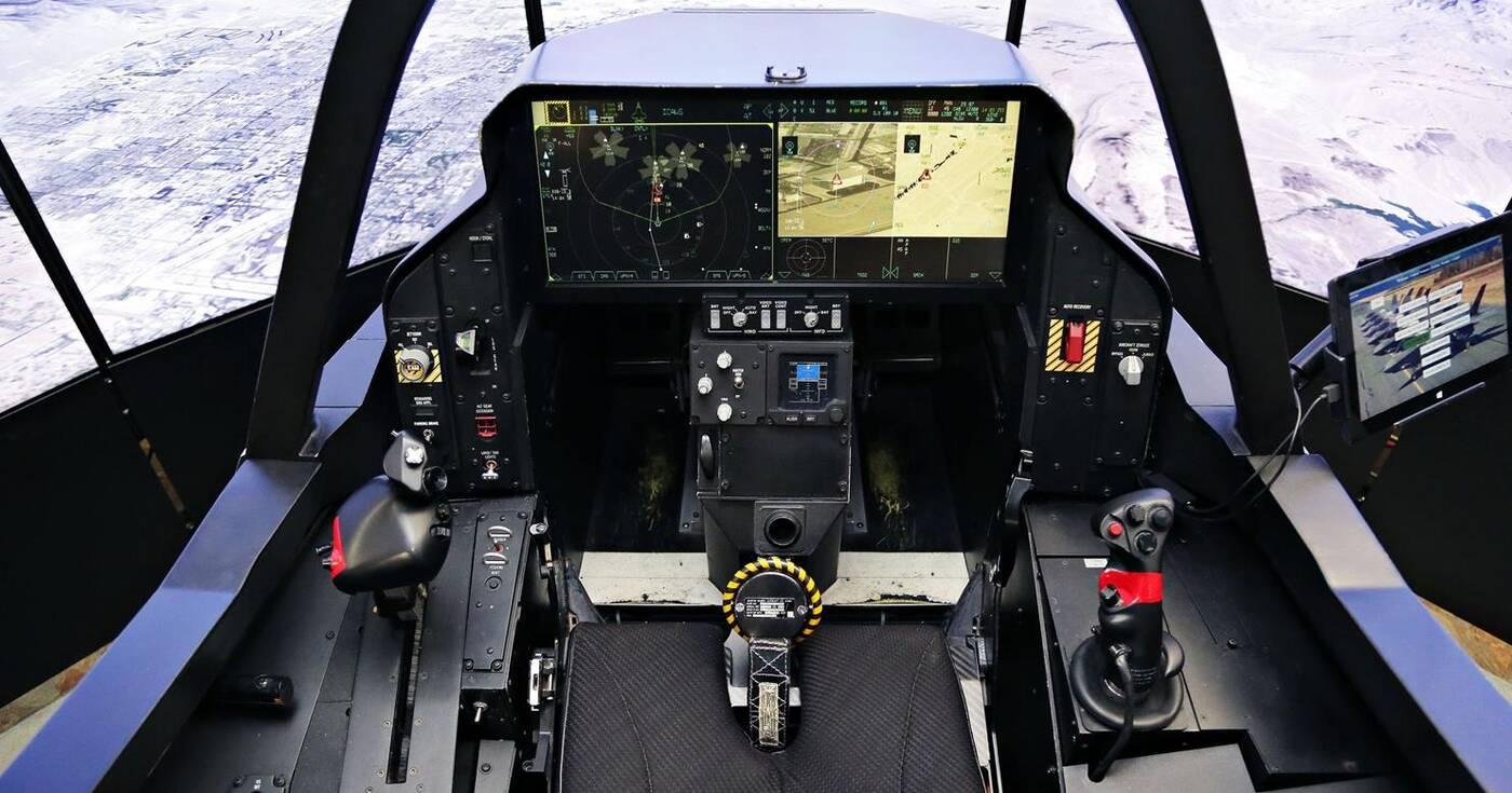 Pilot ujawnia prawdę o kokpicie myśliwca F-35