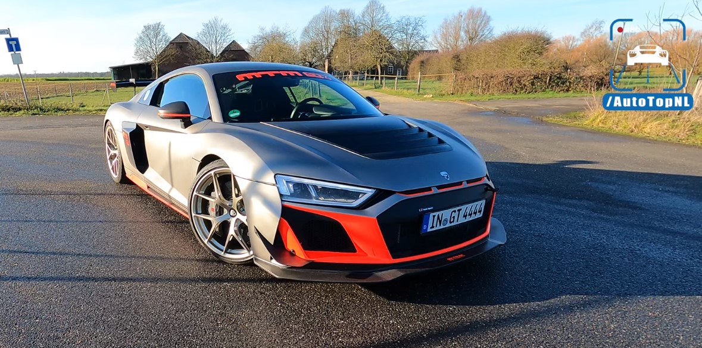 Podkręcone do 802 koni Audi R8, Audi R8, 802 koni Audi R8,
