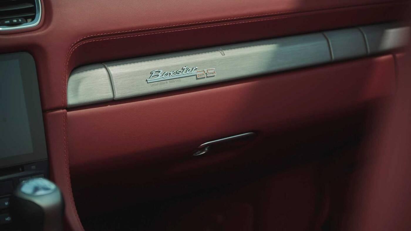 Porsche Boxster 25 2021 składa hołd oryginałowi z 1996