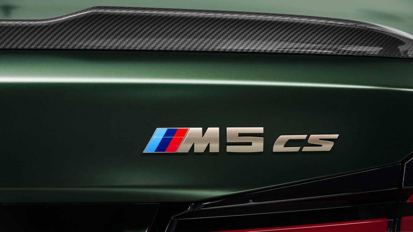 Poznajcie nowe BMW M5 CS 2022, najmocniejsze BMW M w historii, nowe BMW M5 CS 2022, BMW M5 CS 2022, BMW M5 CS, nowe BMW M5 CS