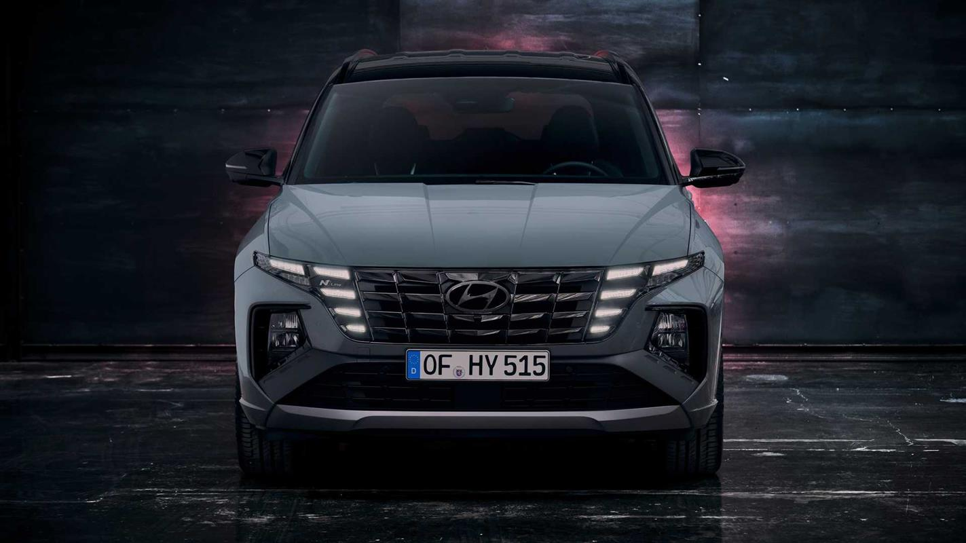 Premiera Hyundai Tucson N Line 2022