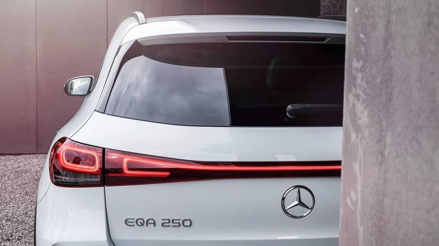 Premiera Mercedes EQA 2021, czyli elektrycznego GLA