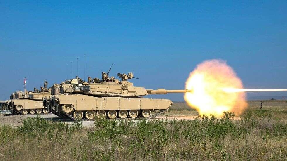 Problem czołgu M1A2 Abrams, bydlak staje się coraz cięższy. Problem M1A2 Abrams, waga M1A2 Abrams,