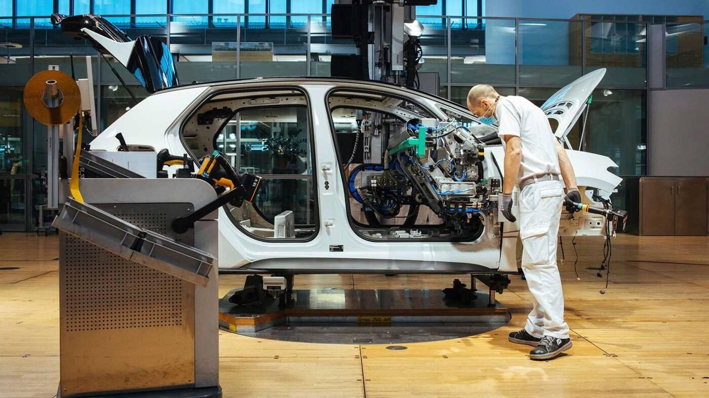 Produkcja elektrycznych Volkswagenów pod lupą