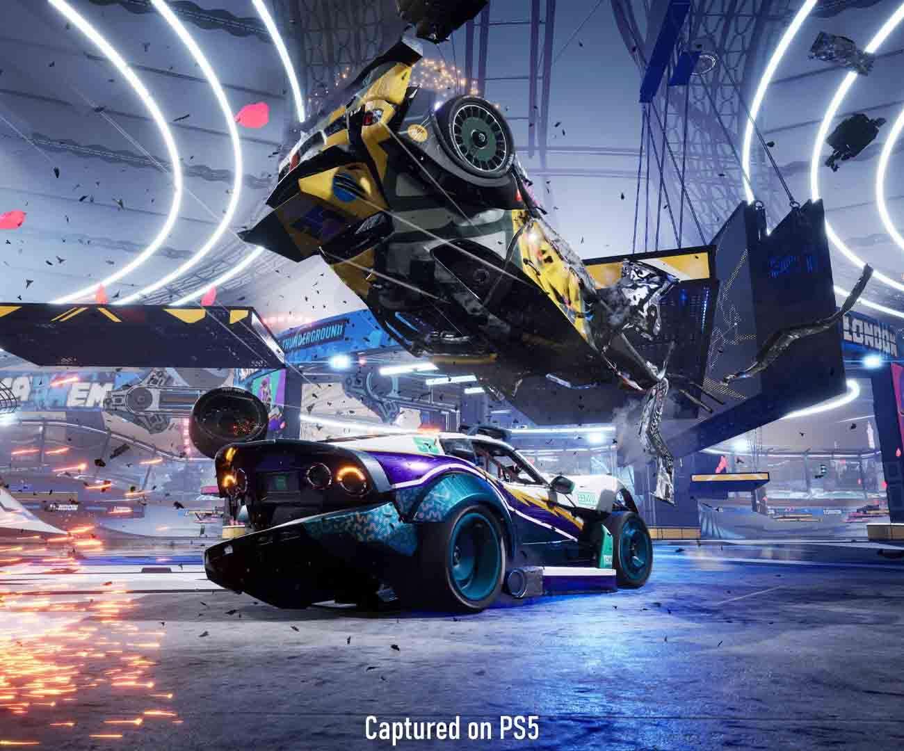 Przez przypadek odkryto gameplay Destruction AllStar, którego promocję zupełnie olano